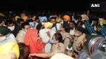 अकाली दल के किसान मार्च को पुलिस ने रोका, सुखबीर बादल, हरसिमरत कौर हिरासत में