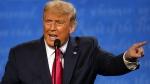 वोटिंग कर बोले अमेरिकी राष्ट्रपति- मैंने ट्रंप नाम के व्यक्ति को वोट डाला