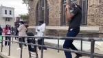VIDEO: अमेरिका में वोट डालने आए लोग करने लगे डांस, वजह जानकर हो जाएंगे खुश