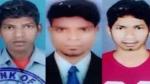 40 दिन पहले ससुराल वालों ने दामाद सहित दो दोस्तों के सिर काटकर दफना दिया था शव