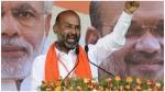तेलंगाना BJP चीफ का पलटवार, 'अकबरुद्दीन ओवैसी के दादा का है पीवी घाट, हिम्मत है तो तोड़ कर दिखाओ'