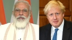 PM मोदी ने ब्रिटेन के प्रधानमंत्री से की फोन पर बात, ट्वीट कर बोले- दोस्त बोरिस जॉनसन से कोरोना-रक्षा समेत कई मुद्दों पर की चर्चा