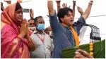 ज्योतिरादित्य सिंधिया ने चुनाव प्रचार के दौरान की ऐसी गलती, जिसका कांग्रेस बना रही मजाक, देखें वायरल वीडियो