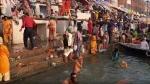 Kartik Purnima 2020: प्रयागराज और काशी में श्रद्धालुओं ने गंगा में लगाई आस्था की डुबकी
