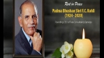 TCS के फाउंडर पद्मभूषण एफसी कोहली का निधन, कहे जाते थे आईटी इंडस्ट्री के पितामह