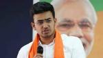 तेजस्वी सूर्या का दावा-भाजपा एक के बाद एक चुनाव जीतेगी और पूरा दक्षिण भारत 'भगवा रंग' में रंग जाएगा