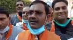 बीजेपी MLA विक्रम सैनी ने दिया विवादित बयान, बोले- मुलायम सिंह से बड़ा आतंकी कौन!