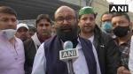 Farmers Protest: गाजीपुर बॉर्डर पहुंच अजय कुमार लल्लू, कहा- नए कानूनों को लिया जाए वापस