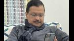 मफलर पहने केजरीवाल की नई फोटो आई सामने तो AAP नेता ने ही ली मौज, बोले- सर्दी आ गई