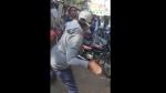 झांसी: छेड़खानी का विरोध करने पर महिला की पिटाई, वीडियो वायरल