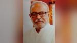 गुजरात से राज्यसभा सांसद अभय भारद्वाज का निधन, पीएम मोदी ने जताया शोक