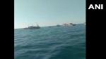 कर्नाटक: अरब सागर में पलटी नाव, 2 मछुआरे डूबे, 4 लापता, 16 को बचाया गया, तलाश जारी