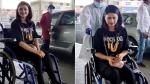 प्राची देसाई को लगी ऐसी चोट कि चल भी नहीं सकतीं, व्हीलचेयर पर बैठकर एयरपोर्ट से आईं बाहर, वीडियो वायरल