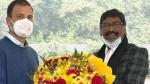 झारखंडः हेमंत सोरेन ने दिल्ली में सोनिया और राहुल से की मुलाकात, कैबिनेट विस्तार की अटकलें तेज