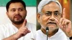 जब बीच सदन में CM नीतीश कुमार ने तेजस्वी से कहा कि तुम मेरी गोद में खेल चुके हो