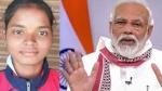 झारखंडः पीएम मोदी ने तीरंदाज सविता से की बातचीत, PM ने पूछे कई सवाल