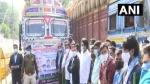 छत्तीसगढ़ः दिल्ली में आंदोलन कर रहे किसानों के लिए CM भूपेश बघेल ने 53 टन चावल भिजवाया