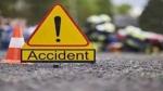 बस्ती: ट्रक ने पिकअप में मारी टक्कर, जयगुरुदेव के 3 अनुयायियों की मौत, 4 घायल