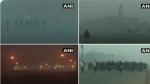 देश के 'दिल' पर कोहरे का साया, सर्दी के सितम से तंग उत्तर भारत, 16 ट्रेनें लेट, Weather Updates
