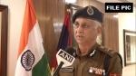 दिल्ली पुलिस कमिश्नर ने प्रदर्शनकारियों से की शांति बनाए रखने और वापस लौटने की अपील