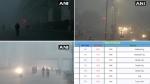 जोर-शोर से उत्तर भारत में जारी है सर्दी का सितम, दिल्ली में 4 डिग्री तक गिर सकता है पारा