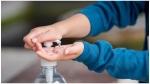 हैंड सैनिटाइजर बच्चों को कर सकता है अंधा, रिसर्च में बड़ा खुलासा