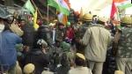 Farmers Tractor Rally: पांच वीडियो में देखिए- किसानों और दिल्ली पुलिस के बीच कैसे और कहां-कहां हुआ टकराव