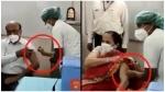 क्या कर्नाटक में सरकारी अधिकारियों ने वैक्सीन लेने का बनवाया फर्जी वीडियो, हेल्थ मिनिस्टर ने बताई पूरी सच्चाई