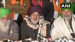 Farmers Protest: किसान नेता का बड़ा आरोप- आंदोलन बाधित करने की कोशिश कर रहीं एजेंसियां