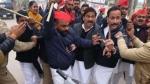 UP: किसानों के समर्थन में सपा ने निकली ट्रैक्टर रैली,  पुलिस ने कई नेताओं को हिरासत में लिया
