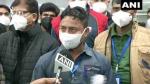 दिल्ली: एम्स में सफाई कर्मचारी को लगा कोरोना का पहला टीका, जानिए क्या कहा