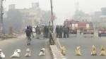 Noida: सेक्टर 63 में संदिग्ध बम मिलने की खबर से हड़कंप