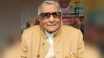 शिक्षक राजनीति के भीष्म पितामह ओमप्रकाश शर्मा का हुआ निधन, 48 सालों तक MLC रहने का रिकॉर्ड