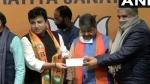 ममता बनर्जी को झटका, टीएमसी छोड़ भाजपा में शामिल हुए विधायक अरिंदम भट्टाचार्य
