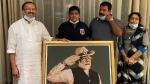 गणतंत्र दिवस पर पीएम मोदी के लिए खास तोहफा, दुबई में भारतीय छात्र ने तैयार किया शानदार पोट्रेट