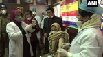 VIDEOS में देखिए अलग-अलग जगहों पर कैसे शुरु हुआ दुनिया का सबसे बड़ा कोरोना वैक्सीनेशन अभियान