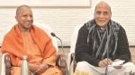 रक्षा मंत्री राजनाथ सिंह ने की योगी आदित्यनाथ की तारीफ, कहा- मुझसे बेहतर सीएम