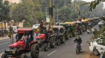 आउटर रिंग रोड को लेकर असमंजस बरकरार, बोले किसान-'परमिशन मिले ना मिले परेड तो होकर रहेगी'