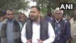 नहीं हुआ क्राइम कंट्रोल तो सभी विधायकों के साथ दिल्ली कूच करेंगे, Tejashwi Yadav ने कहा