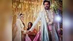 Varun-Natasha: एक्टर वरुण धवन ने नताशा दलाल संग लिए सात फेरे, सामने आई शादी की पहली तस्वीरें