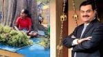 उद्योगपति गौतम अडानी ने चने बेच रही इस लड़की की क्यों की तारीफ, उठाई पढ़ाई की जिम्मेदारी
