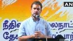 तमिलनाडु में बोले राहुल गांधी- देश में मर रही है डेमोक्रेसी, संस्थाओं को बर्बाद कर रहा है RSS