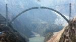 यहां बन रहा है दुनिया का सबसे ऊंचा रेलवे ब्रिज, फोटो पोस्ट कर पीयूष गोयल बोले- 'इन्फ्रास्ट्रक्चर चमत्कार'