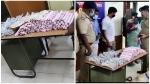 केरल: कोझीकोड रेलवे स्टेशन पर ट्रेन से मिला विस्फोटक, 117 जिलेटिन स्टिक, 350 डेटोनेटर हुई बरामद