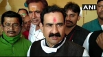 राहुल के लेकर नरोत्तम मिश्रा ने दिया बेतुका बयान, बोले-बीजेपी नेता प्रचार में लगे हैं , पप्पू मछली पकड़ रहा है