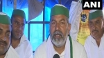 राकेश टिकैत का दावा- मोदी सरकार के हाथ में कुछ नहीं, व्यापारियों के इशारे पर हो रहा काम