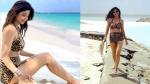 Shilpa Shetty ने बिकिनी पहन फैंस को किया घायल, मालदीव में पति संग मस्ती करतीं आईं नजर