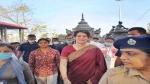 बंगाल में मुस्लिम धर्मगुरु के साथ गठबंधन को लेकर कांग्रेस नेता प्रियंका गांधी ने जानें क्या दिया जवाब?
