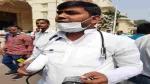 CM नीतीश कुमार का ब्लड प्रेशर नापने के लिए बीपी मशीन लेकर विधानसभा पहुंचे राजद विधायक