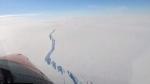 Video: अंटार्कटिका में टूटकर अलग हुआ विशालकाय आइसबर्ग, न्यूयार्क और लंदन के बराबर आकार